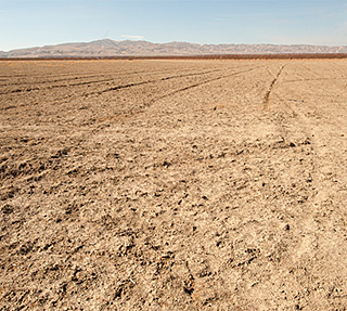 central valley drought