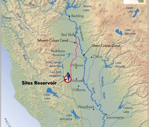 Sites Reservoir
