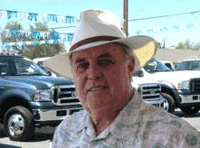 Westside Ford Sales Manager Mike Ratley[