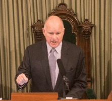 Response to Governor Brown's State of the State Address
