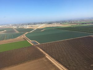 Salinas Valley from the Air